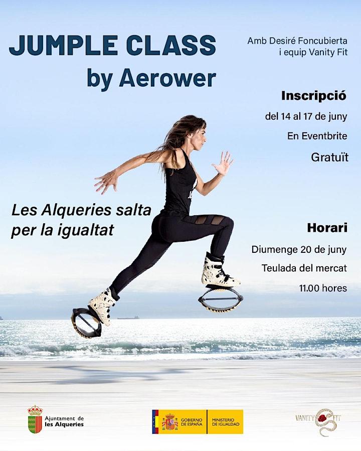 Imagen de Jumple Class by Aerower con Desire Foncubierta