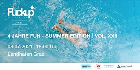 4 Jahre FUN - Summer Edition | VOL. XXII tickets