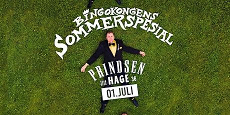 Bingokongens sommerspesial på Prindsen Hage // 29.07 tickets