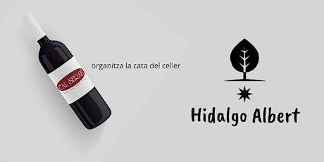 Cata Celler Hidalgo Albert entradas