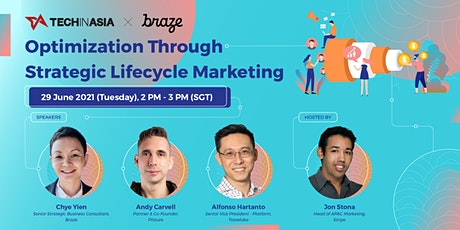 Optimization Through Strategic Customer Lifecycle Marketing tickets
