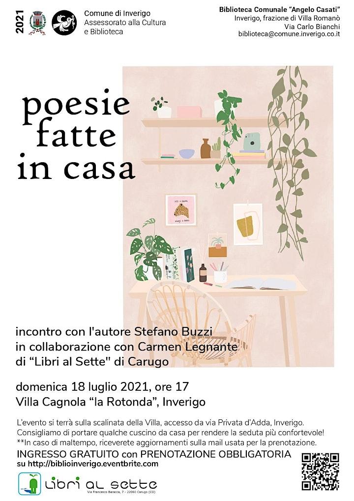 "Immagine ""Poesie fatte in casa"" - raccolta di poesie"