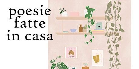 """Poesie fatte in casa"" - raccolta di poesie biglietti"