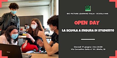 Big Picture Learning Italia - Open Day biglietti
