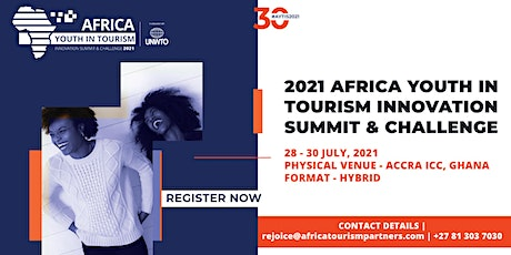 2021 Africa Youth in Tourism Innovation Summit and Challenge tickets