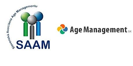 2.česko-slovenské Age Management Fórum - Podpora starnutia na pracovisku ingressos