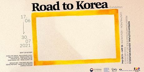 Exhibition Road to Korea tickets