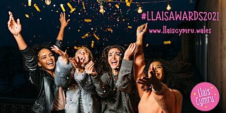 #LlaisAwards - Llais Cymru's Welsh Women in Business Awards tickets