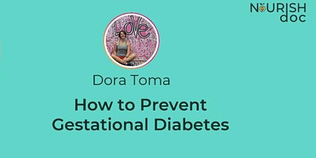 How to Prevent Gestational Diabetes tickets