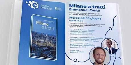 """Emmanuel Conte presenta """"Milano a Tratti"""" biglietti"""