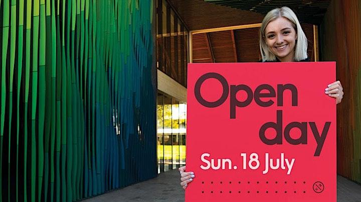 Murdoch Open Day 2021 image