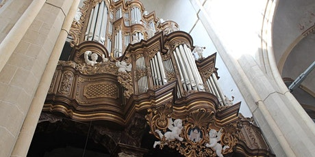 Orgelconcert Vincent van Laar (Bach-programma) tickets
