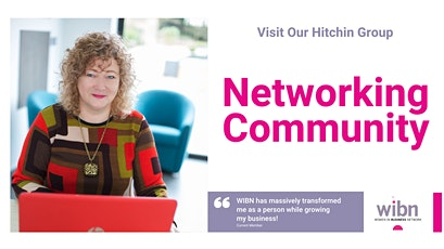 Women In Business Networking - Hitchin Group tickets