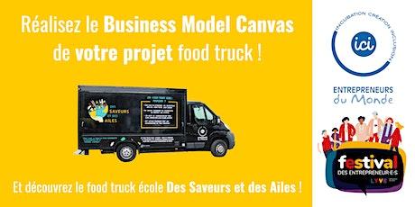 Votre projet food truck : passez de l'idée au projet ! tickets