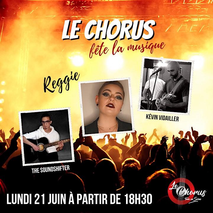 Image pour Le Chorus fête la musique