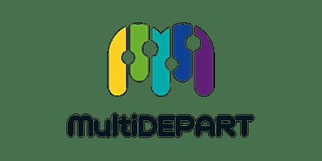 MultiDEPART Workshop ingressos
