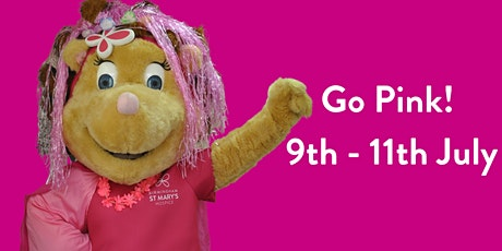 Go Pink! for Birmingham St Mary's Hospice tickets