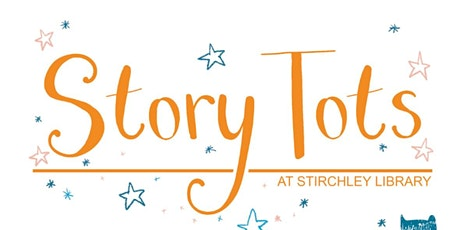 StoryTots Under 5's Session tickets