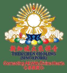 Thekchen Choling (Singapore) logo