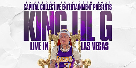 Capital Collective Entertainment presents King Lil G live in Las Vegas tickets