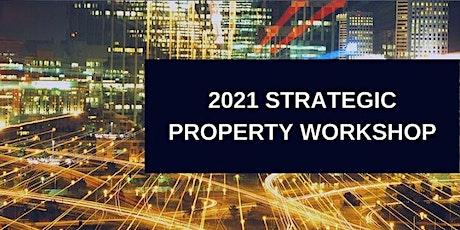 2021 Strategic Property Workshop – Ironfish Melbourne CBD tickets
