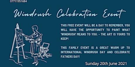 DWICA  Windrush Day Celebration community Painting Workshop tickets