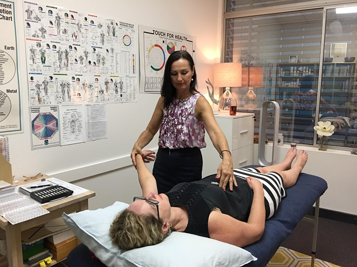 TOUCH FOR HEALTH KINESIOLOGY CERTIFICATE: Holistic Healing (4 x weekends ) image