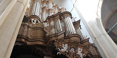 Orgelconcert Sander v/d Houten tickets