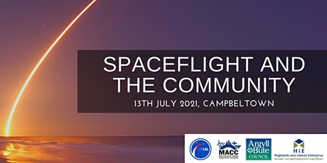 Spaceflight and the Community - Rockets in Argyll & Bute tickets