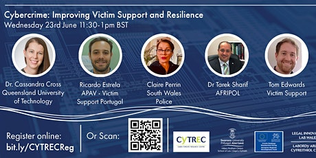 Cybercrime: Improving Victim Support and Resilience tickets