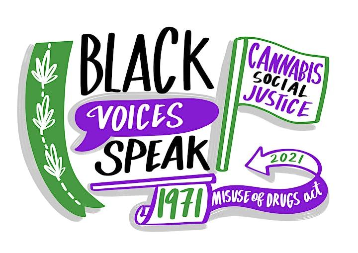 Black Voices Speak: Cannabis Social Justice Poetry Workshop image