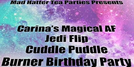 MAGIC CUDDLE PUDDLE JEDI FLIP BASSY BURNER BIRTHDAY PARTY tickets