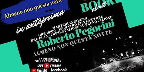 Anteprima - BookAbout con Roberto Pegorini biglietti