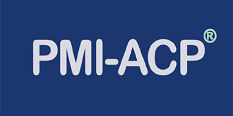 PMI-ACP Agile Certified Practitioner  Virtual Training tickets