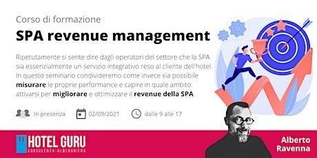 SPA revenue management biglietti
