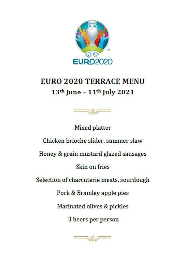 HOTEL GOTHAM EUROPEAN CHAMPIONSHIP 2021 image