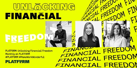 PLATF9RM Unlocking Financial Freedom: Ethical Investing with PensionBee tickets