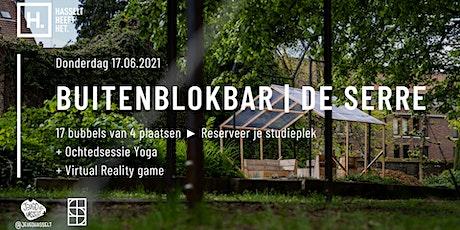 Buitenblokbar De Serre | 17.06 tickets