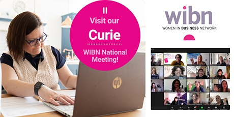 Women in Business Online Networking - National Curie Group tickets