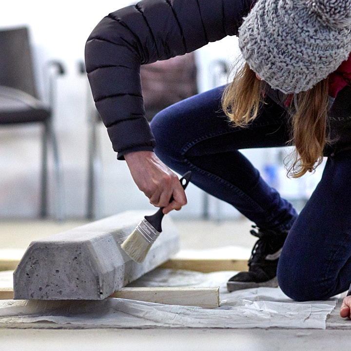 Rollersnakes Concrete Slappy Kerb Workshops image