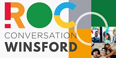 ROC CONVERSATION: Winsford tickets
