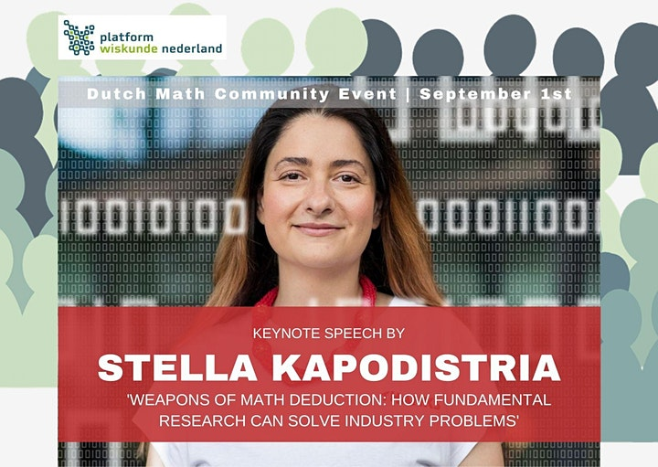 Dutch Math Community Event image