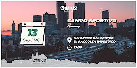 Cleanup Campo Sportivo biglietti