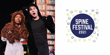Spine Festival: The Cat-Astrophic Adventures of Dollop and Crinkle tickets