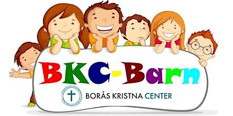 Gudstjänst för BKC-barn kl 11.00 biljetter