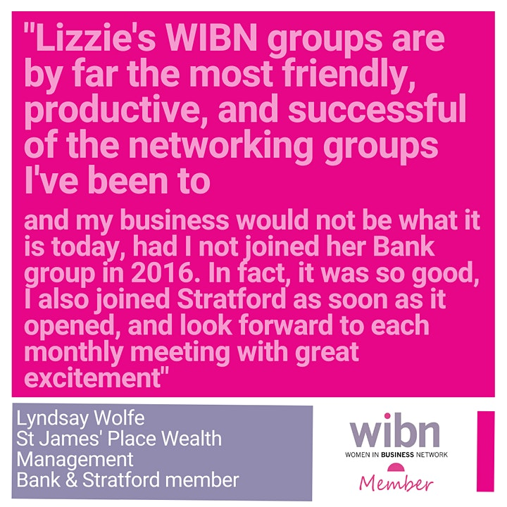 Women in Business Network  - London City image