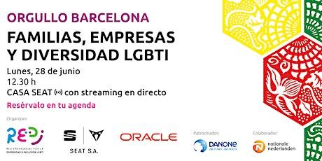 Familias, empresas y diversidad LGBTI entradas