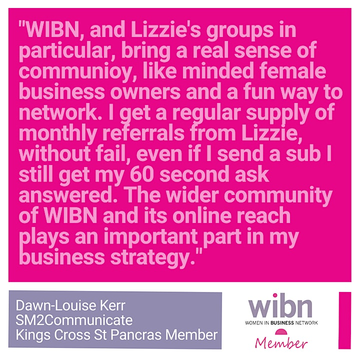 Women in Business Networking - London St Pancras Meeting image