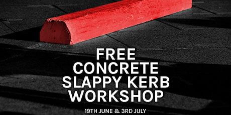 Rollersnakes Concrete Slappy Kerb Workshops tickets