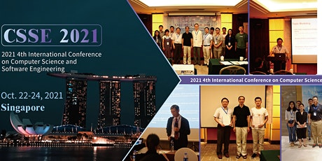2021 4th International Conference on Computer Science and Software Engineer bilhetes